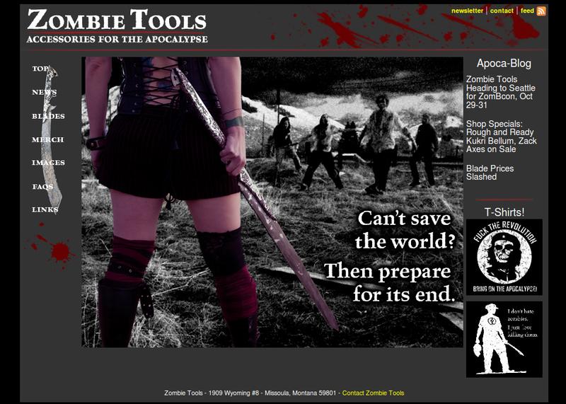 Zombie-Screenshot